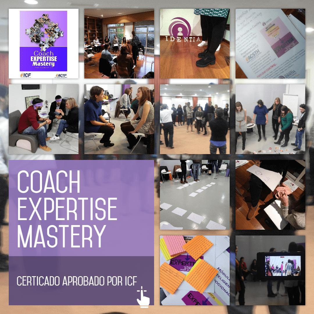 Curso Coach Expertise Mastery